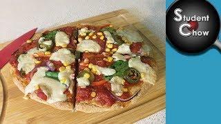 Veganuary: Vegan Pizza