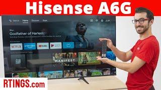 Video: Hisense A6G TV Review (2021) – Can Hisense Win The Cheap TV Market?
