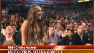 Canal 13 - Kids' Choice Awards 2011 #5 - 02/04/11
