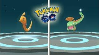 Clamperl  - (Pokémon) - ¡EVOLUCIÓN de CLAMPERL SHINY a GOREBYSS SHINY y HUNTAIL SHINY en Pokémon GO! [Keibron]