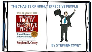The 7 Habits of highly effective people by Stephen Covey (animated book summary)