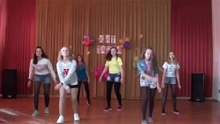 "Танец ""Эволюция"" 31.10.2018"