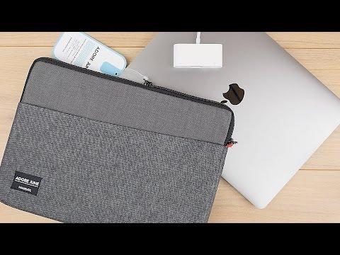 """PASSGENAUE Hülle für 13"""" MacBook Pro 2016 (mit und ohne Touchbar) // Tasche // Sleeve // DEUTSCH"""