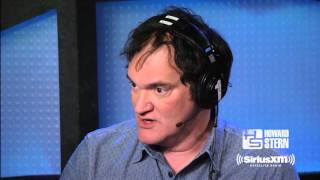 Quentin Tarantino on Disney vs. 'The Hateful Eight'