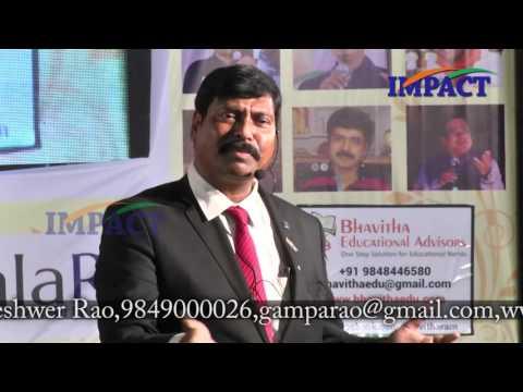 Transformation|Gampa Nageswararao|TELUGU IMPACT Hyd August 2016