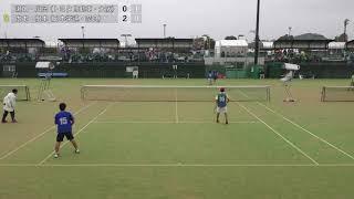 2017ソフトテニスジュニアジャパンカップStep4U-20男子ダブルス決勝