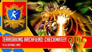 Terrorking Archfiend: Checkmate!! | Monstermorph: Evolution | King of Games [Yu-Gi-Oh! Duel Links]