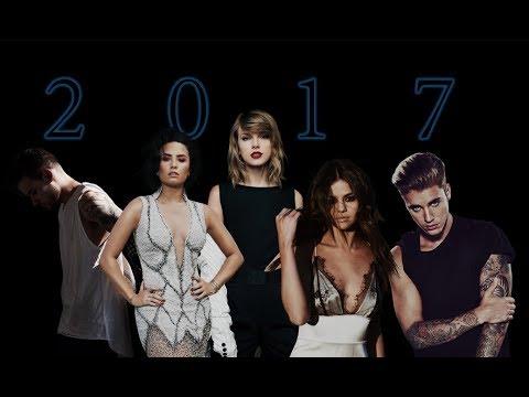 Pop Mashup 2017