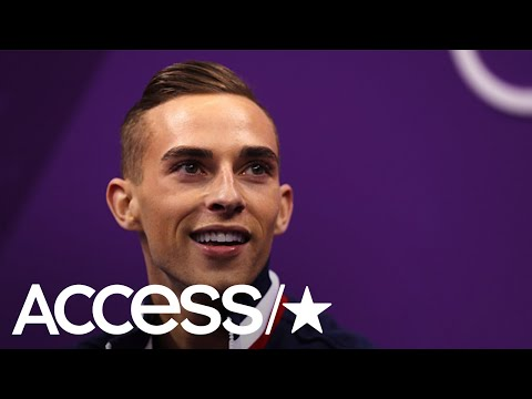 Adam Rippon's Best Olympic Quotes!   Access