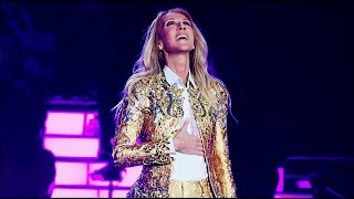 "Céline Dion Debuts New Song ""Flying On My Own"" Live In Las Vegas! (2019)"