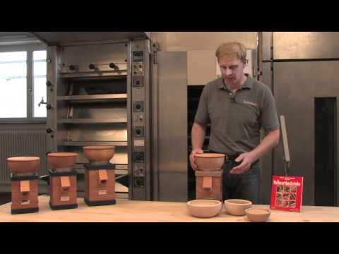 4. Schnellreinigung der Aromamühle Cerealo