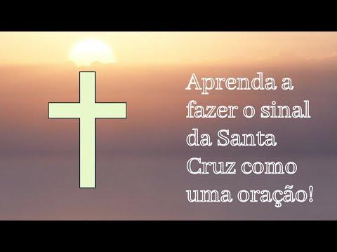 Aprenda a fazer o sinal da cruz como uma orao! #shorts