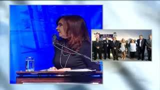 preview picture of video '15 de MAY. Inauguración de la nueva sede municipal en Ituzaingo. Cristina Fernández'