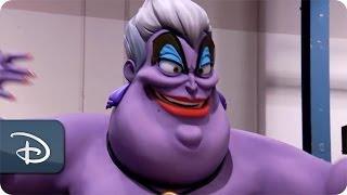 Ursula Moves Into Her Lair | Disneyland Resort