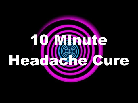 Video Hypnosis: 10 Minute Headache Cure (Request)
