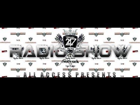 24/7 RADIO SHOW NETWORK ALL ACCESS EXCLUSIVE: NAZO BRAVO