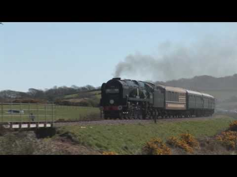 The Swanage Railway 'Strictly Bulleid' Gala 2nd April 2017