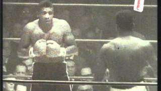 Cassius Clay vs Floyd Patterson 1965