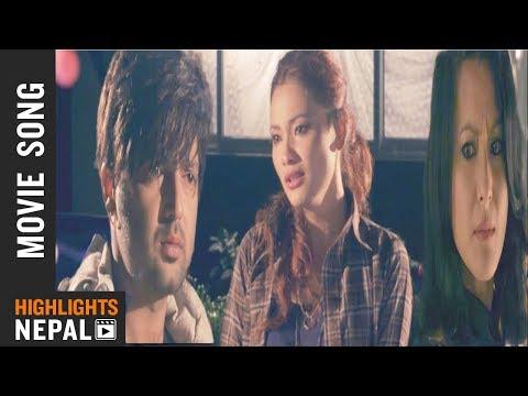 Sali Mann Paryo | Nepali Movie Ghamad Shere Song