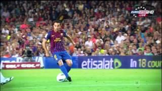 FIFA Ballon D'OR 2011 Lionel Messi HD