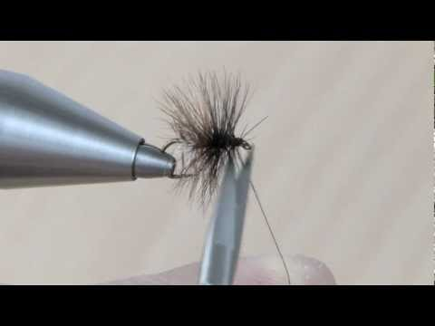 Tricolore Trockenfliege - Fliegenbinden bei etheonTV