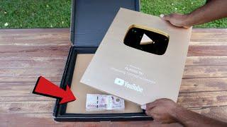 ซ่อนเงิน 100,000 บาท ในกล่องโล่ทอง ( เซอร์ไพรส์พ่อกับแม่ ) | CLASSIC NU
