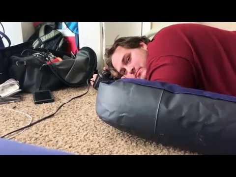 Walmart twin air mattress review