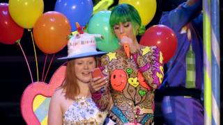 Katy Perry - Birthday (Live at The Prismatic World Tour)