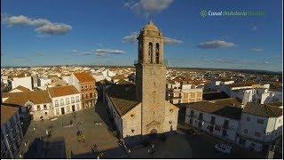 preview picture of video 'Iglesia de San Miguel en Villanueva de Córdoba'