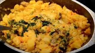 Овощное Рагу!Овощное рагу с мясом - видео рецепт