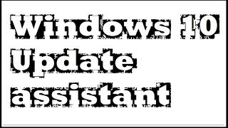 permanently disable windows 10 update assistant