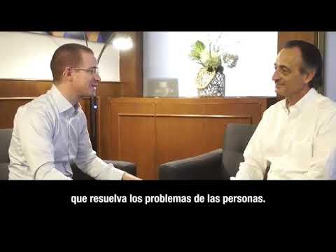 Se reúne Presidente de la Comunidad Judía con Ricardo Anaya