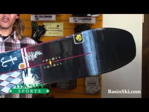 K2 Ultra Dream Snowboard Review 2014