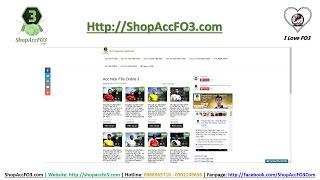 28:35 Shopaccfo3.com | Quy Trình Giao Dịch Mua Bán Acc Fifa Online 3 Uy tín