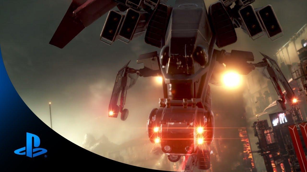 Killzone: Shadow Fall para PS4: Conversando Com os Criadores