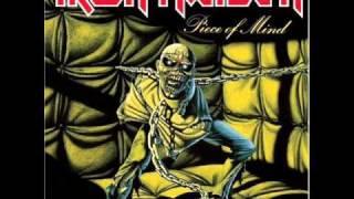 Iron Maiden Piece Of Mind Music