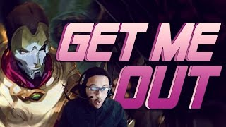 GET ME OUT OF HERE - Aphromoo ADC