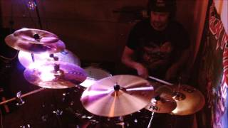 Triumph -Tears in the Rain _ Drum cover by JP