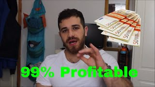 How To Day Trade For Beginners  - My 99% Profitable Trading Strategy LIVE DEMONSTRATION