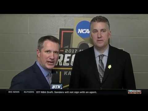 Purdue vs. Kansas - 2017 NCAA Men's Basketball Tournament