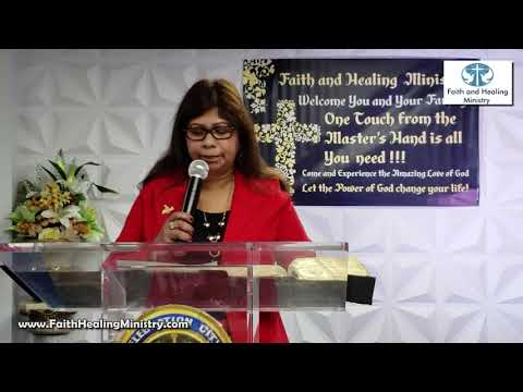 """The Power of Resurrection"" with Rev Farida Doodnauth"