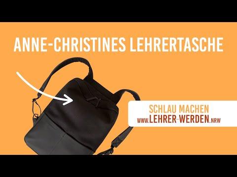 Zeig her deine Lehrertasche: Anne-Christine