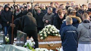 TELEVÍZNE NOVINY - Posledná rozlúčka so zavraždeným novinárom Jánom Kuciakom