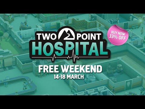 Two Point Hospital: Free Weekend [PEGI]