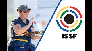 Interview with Kimberly RHODE (USA) – 2018 ISSF World Cup in Guadalajara (MEX)