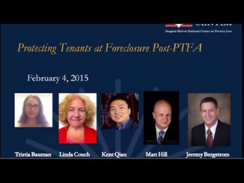 Protecting Tenants at Foreclosure Post-PTFA