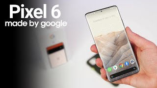 Google Pixel 6 - Officially Announced!