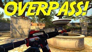 DET ER EN JYSK TAKTIK! - Counter Strike Global Offensive Dansk Comp på Overpass