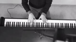 Yaz Akşamı...CEYHUN ÇELİKTEN (Piyano Cover)Piyano Ile çalınan şarkılar