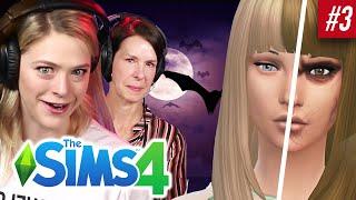 Single Girl Makes Vampire Enemies In The Sims 4 | Part 3